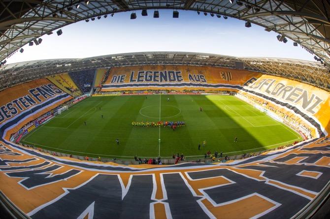 Fuflball 3 Liga Saison 2015 2016 SG Dynamo Dresden 15 Spieltag SG Dynamo Dresden 1 FC Magdeb