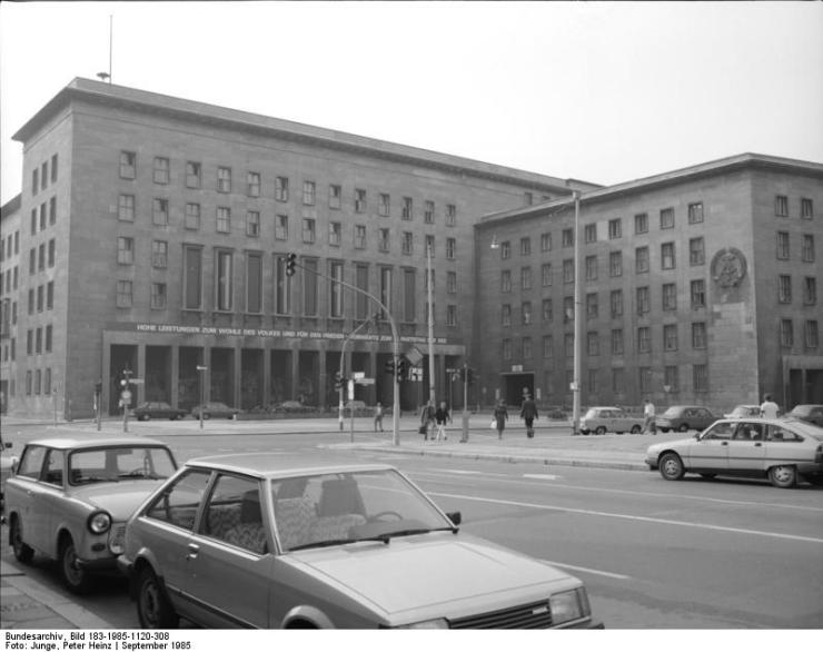 Berlin, Haus der Ministerien